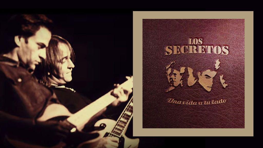 'Una vida a tu lado', el esperado documental de Los Secretos sale la venta el 3 de noviembre.