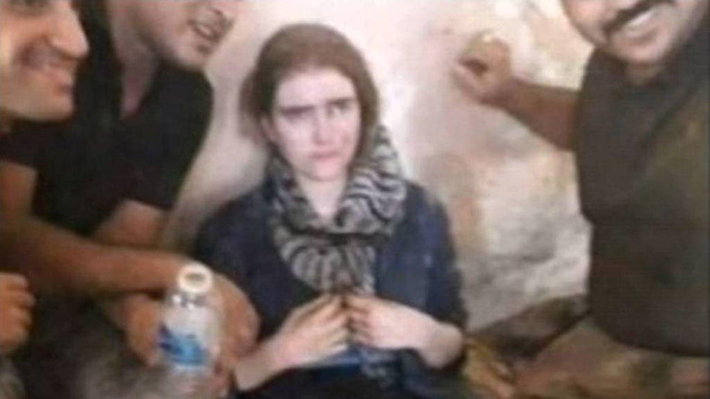 Irak rechaza extraditar a Alemania a la 'Bella de Mosul'