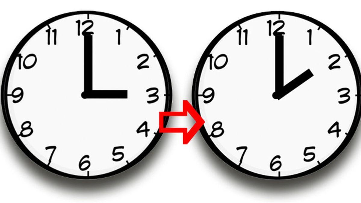 Cambio de hora: se atrasa el reloj y dormiremos una hora más