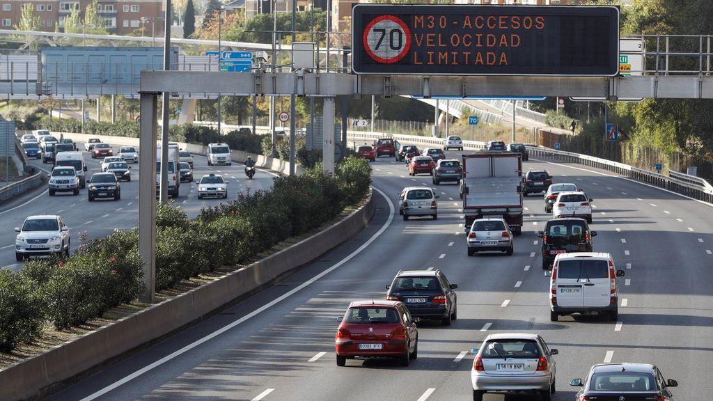 Madrid rebaja el protocolo de contaminación a escenario 1