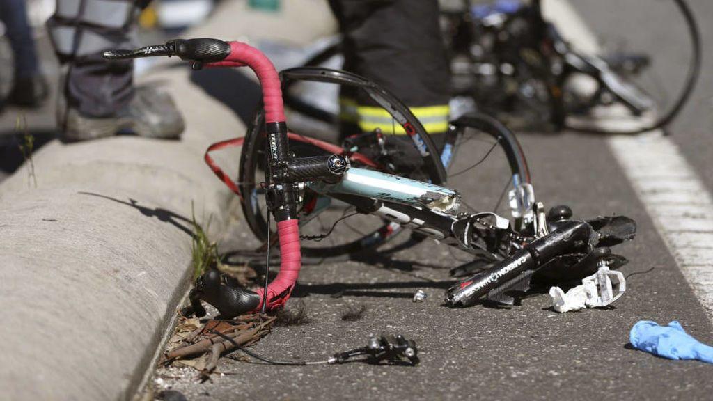 Muere un ciclista de 74 años en en Gavà tras ser embestido por un turismo