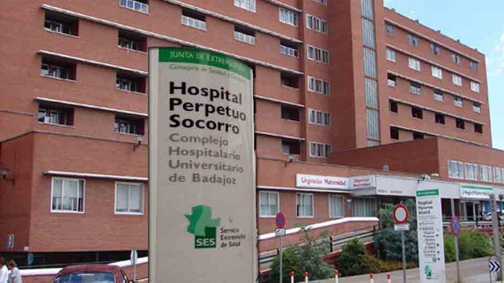 El niño que cayó por una ventana en Badajoz se encuentra en estado de muerte encefálica