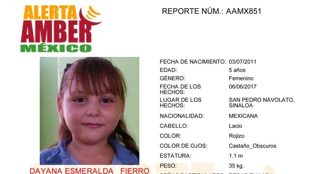 Encuentran a una niña de cinco años asesinada tras estar cinco meses desaparecida