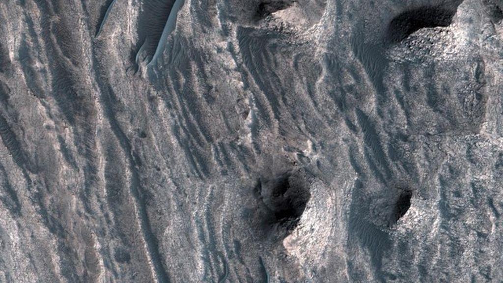 La NASA identifica potenciales fertilizantes para cultivos en Marte
