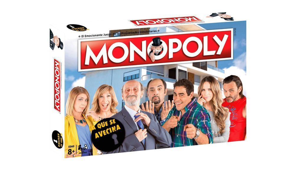 CAJA EN 3D- Monopoly-