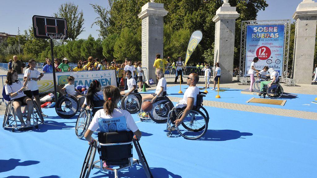 Semana de la Movilidad Europea, foto a foto