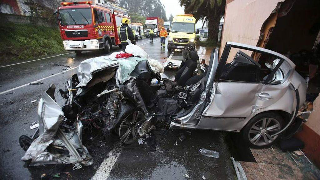 Aumentan las víctimas de tráfico en 2017: 1.003 fallecidos, 26 más que el pasado año