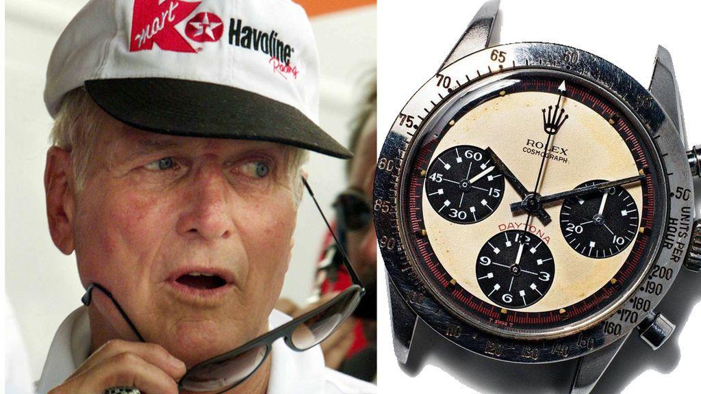 El reloj Daytona de Paul Newman se convierte en el más caro de la historia… ¡¡más de 15 millones de euros!!