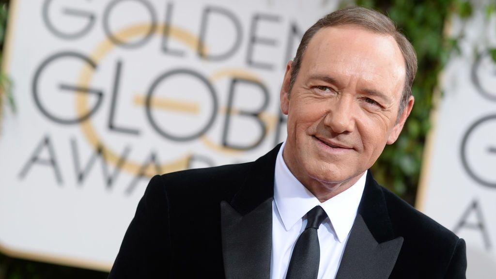 Kevin Spacey confiesa su homosexualidad tras haber sido acusado de acosar a un actor hace 30 años
