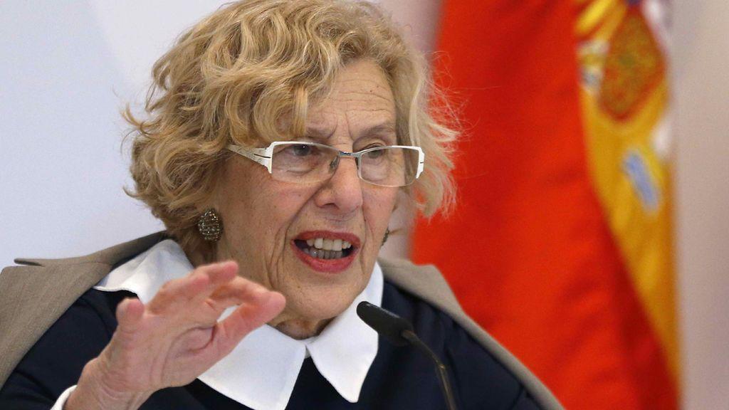 """Carmena: la DUI es """"absolutamente ilegal"""" y el 155 """"un brutal fracaso"""""""