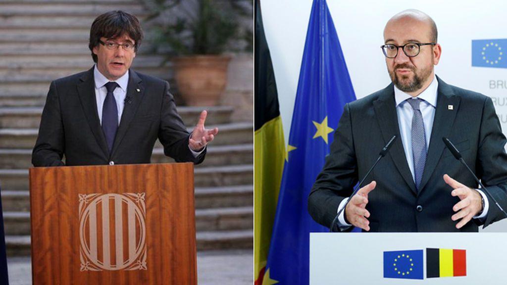 División en el seno del Gobierno belga ante un posible asilo político a Puigdemont