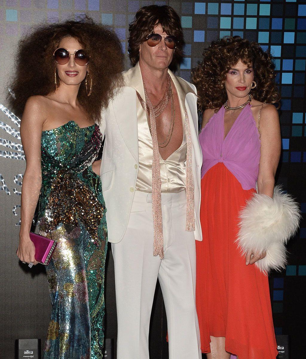 Frozen, Juno, Michael Jackson o cadáveres...así han sido los disfraces favoritos de 'vips'  para Hallowen