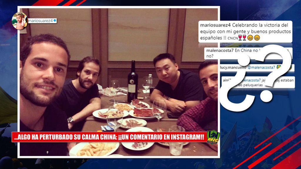 Malena Costa, el peor 'troll' de Mario Suárez: ¿qué comentario sobre su físico desató las risas de Instagram?