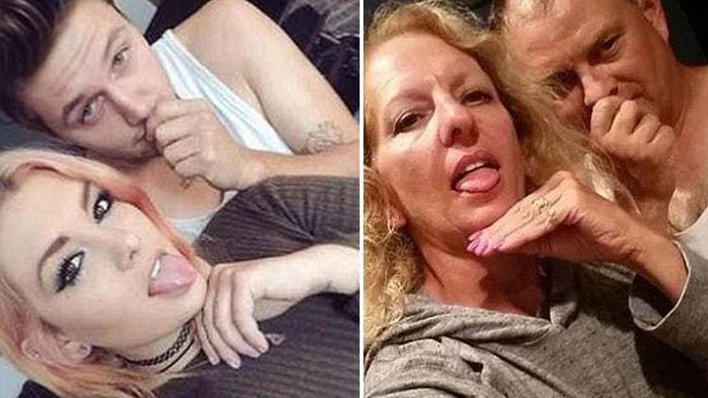 Así parodian estos padres los selfies de sus hijos en las redes sociales