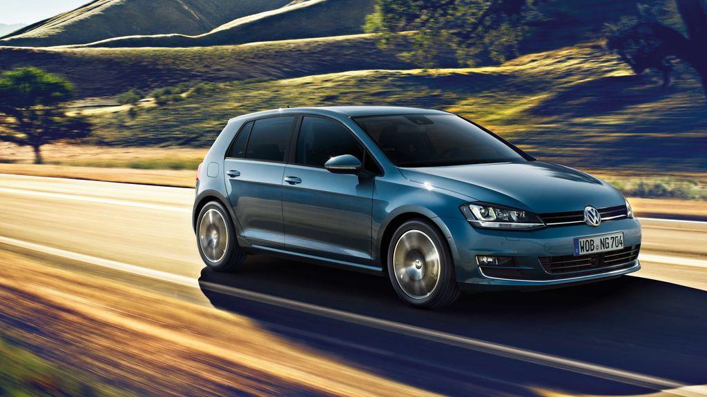 Siete generaciones del coche más deseado, el VW Golf