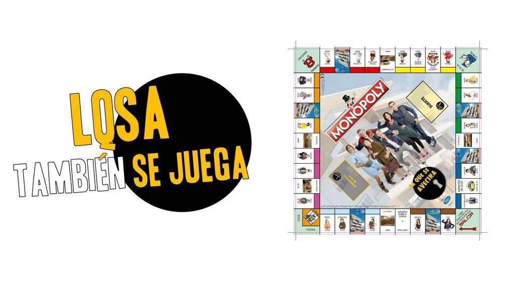 ¡Llega el Monopoly de La Que Se Avecina!