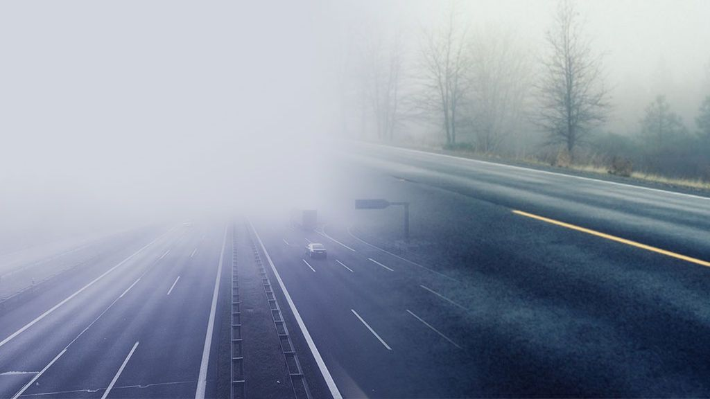 Heladas y bancos de niebla: trucos para no tener problemas al volante ante estos fenómenos