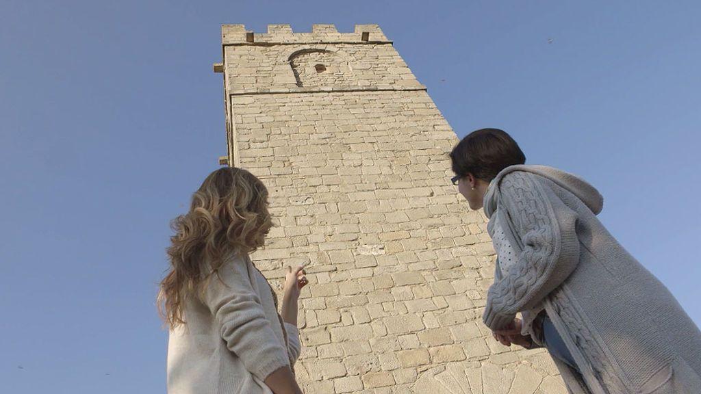 El Castillo de Sos y su torre, el monumento más representativo del pueblo