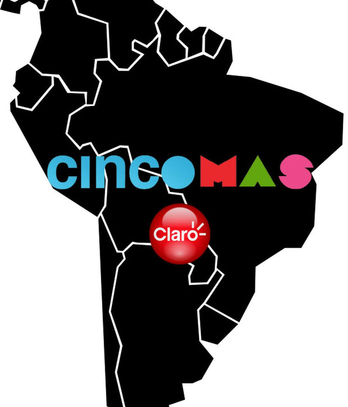 CincoMAS comienza sus emisiones regulares en Chile, Paraguay, Perú y Ecuador tras alcanzar un acuerdo de distribución con ClaroTV