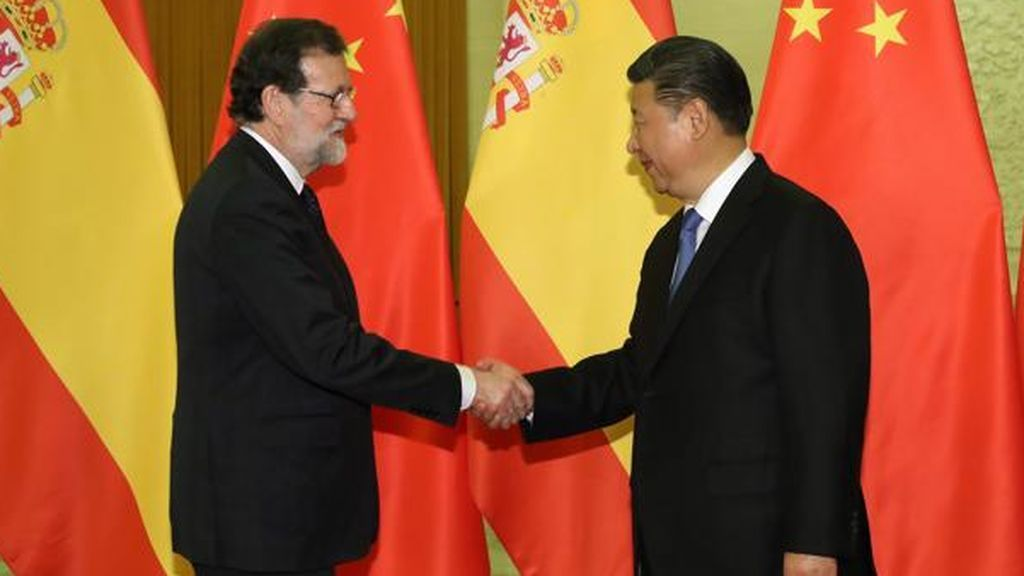 China apoya a España  y da la espalda a la autoproclamada República de Cataluña