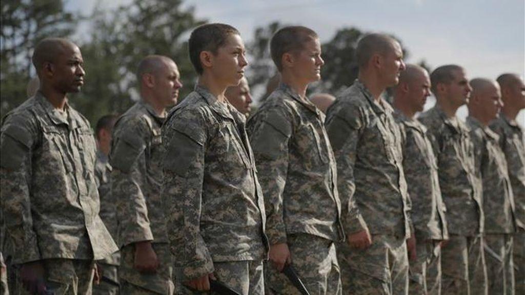 Un tribunal bloquea la decisión de Trump de vetar a los transgénero en las Fuerzas Armadas