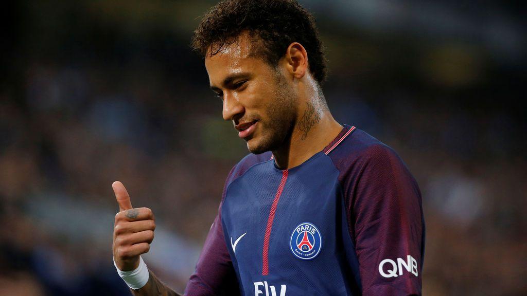 El espectacular nuevo tatuaje que se ha hecho Neymar en París