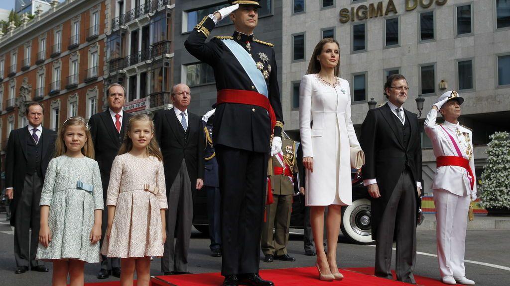 La coronación de Don Felipe (y su nuevo papel como Princesa de Asturias) fue una de las fechas clave de su vida pública