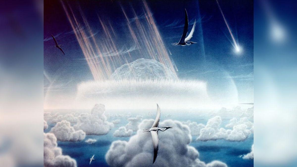 El asteroide que acabó con los dinosaurios fue más tóxico de lo que se pensaba