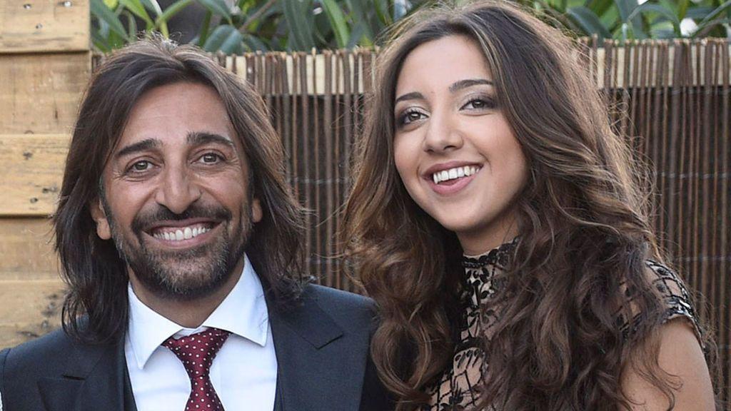 Antonio Carmona se recupera mientras ejerce de maestro musical de su hija pequeña,  Lucía