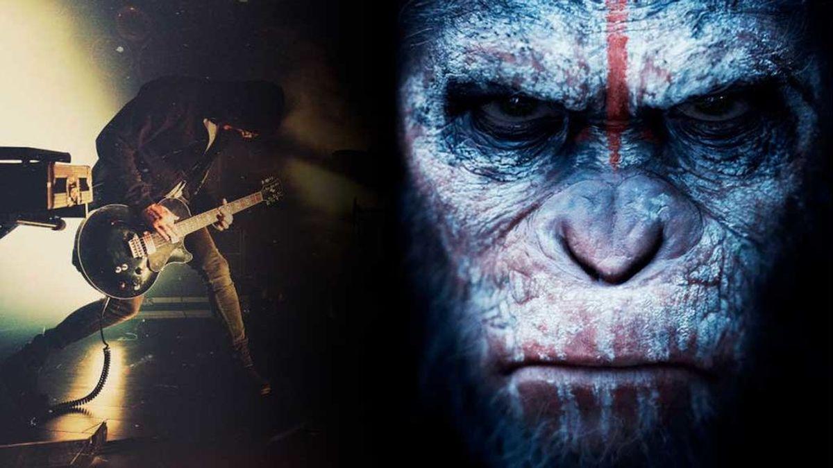 Ki:Theory es el autor de la desasosegante música de la promoción de 'El despertar del Planeta de los Simios' en Telecinco