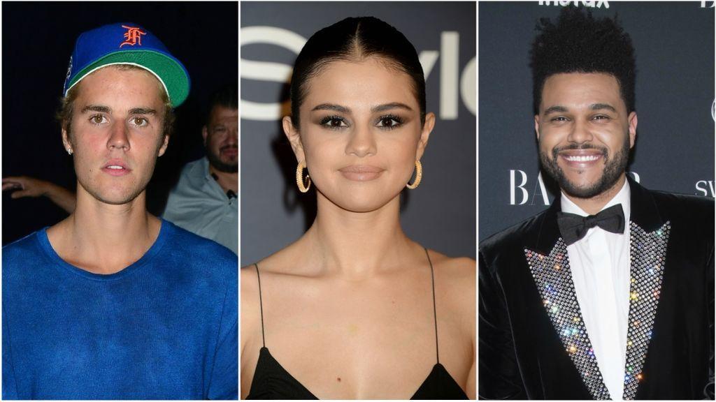 Vía libre para Justin Bieber... ¡Selena Gómez y The Weeknd han roto!