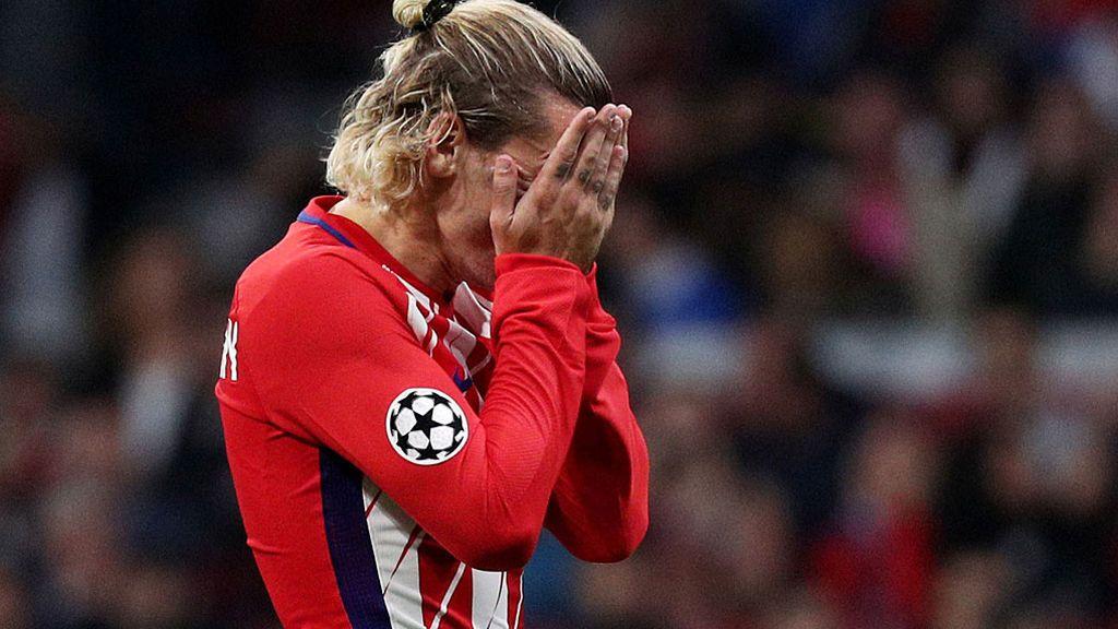 El Atlético vive su peor pesadilla ante el Qarabag en la noche de Halloween (1-1)