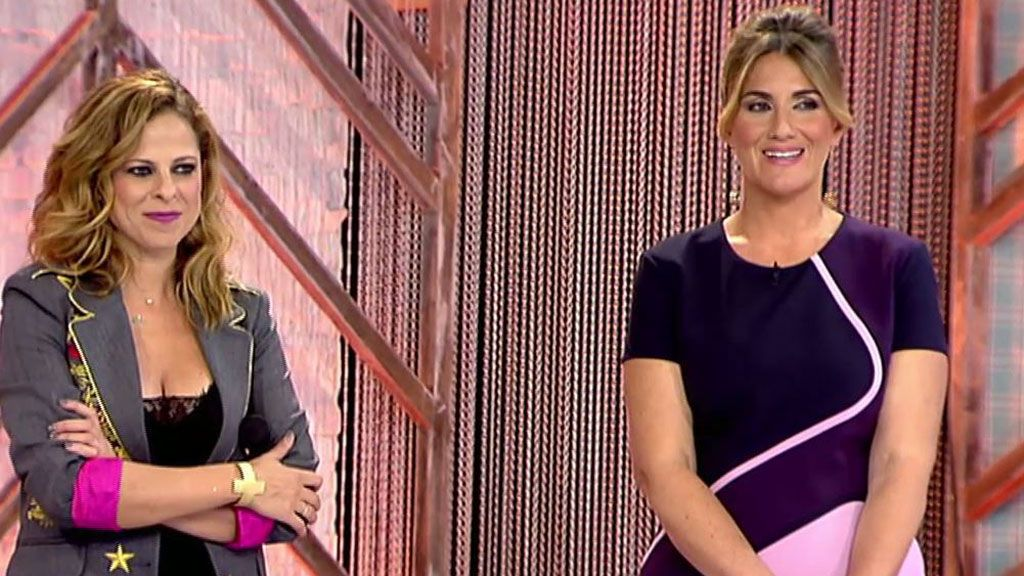 Pastora Soler sorprenderá a una participante en 'Cámbiame'