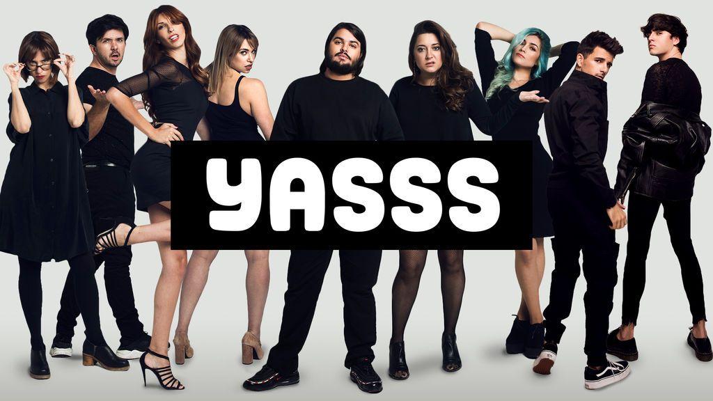¡¡Brays Efe aterriza en Mediaset para presentar Yasss, un programa 100% digital creado y dirigido por influencers!!
