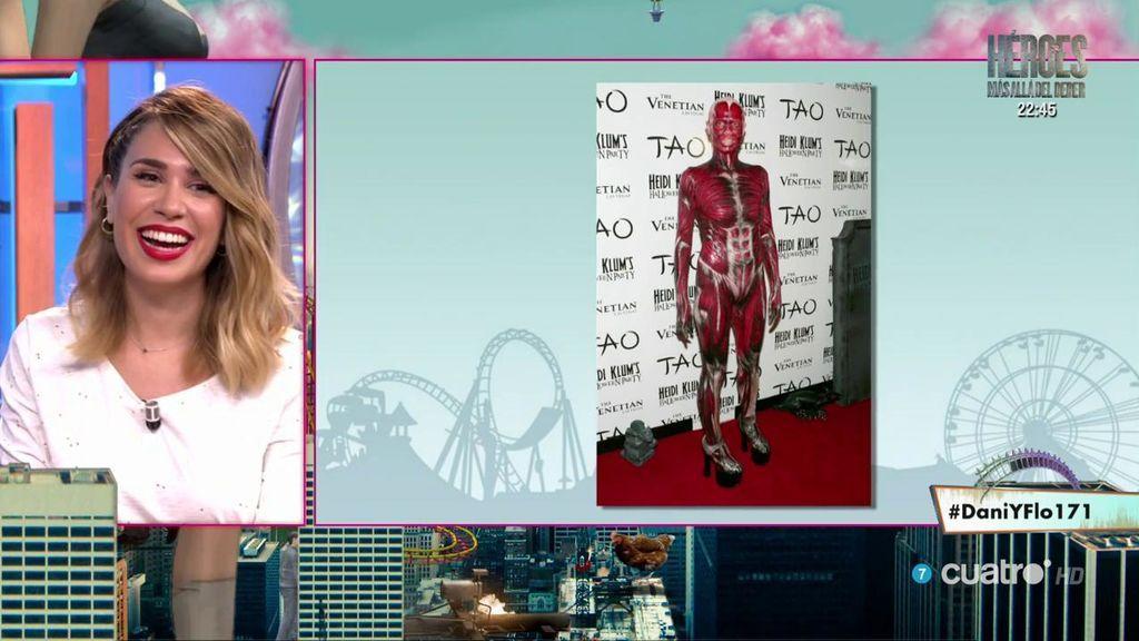 Heidi Klum y otros famosos que arrasan con sus disfraces de Halloween 🎃