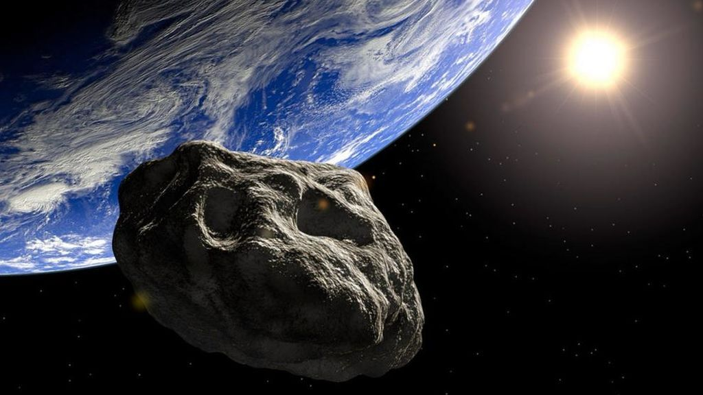 'Gran Calabaza': el asteroide con forma de calavera que visitará la Tierra el próximo Halloween