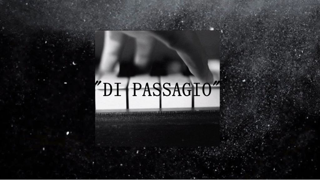 Keyblade presenta 'Di passagio'