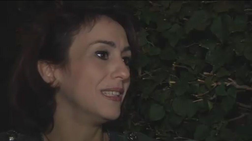 Juana Rivas vuelve a abrazar a sus hijos dos meses después