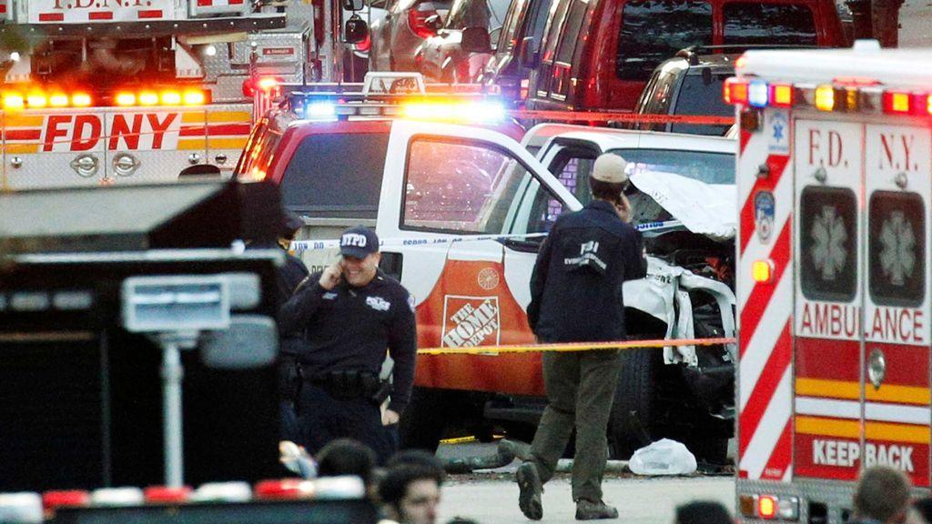 """Trump, sobre el atentado en Manhattan: """"Parece otro ataque de un demente y muy enfermo"""""""
