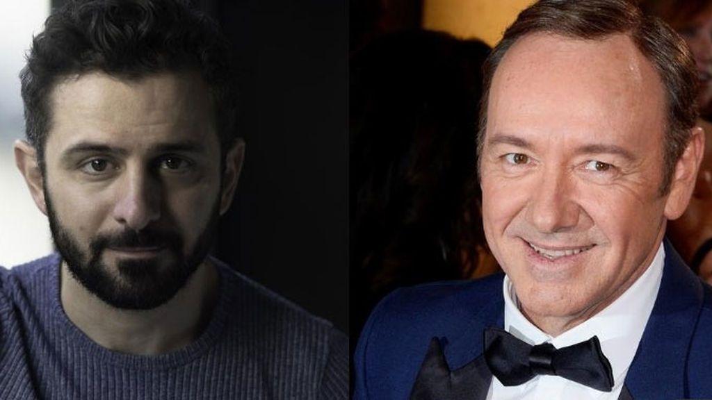 Kevin spacey, otro actor lo acusa de acoso sexual