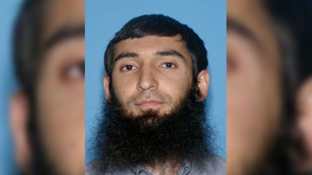 La Fiscalía de EEUU imputa a Sayfullo Saipov cargos de terrorismo