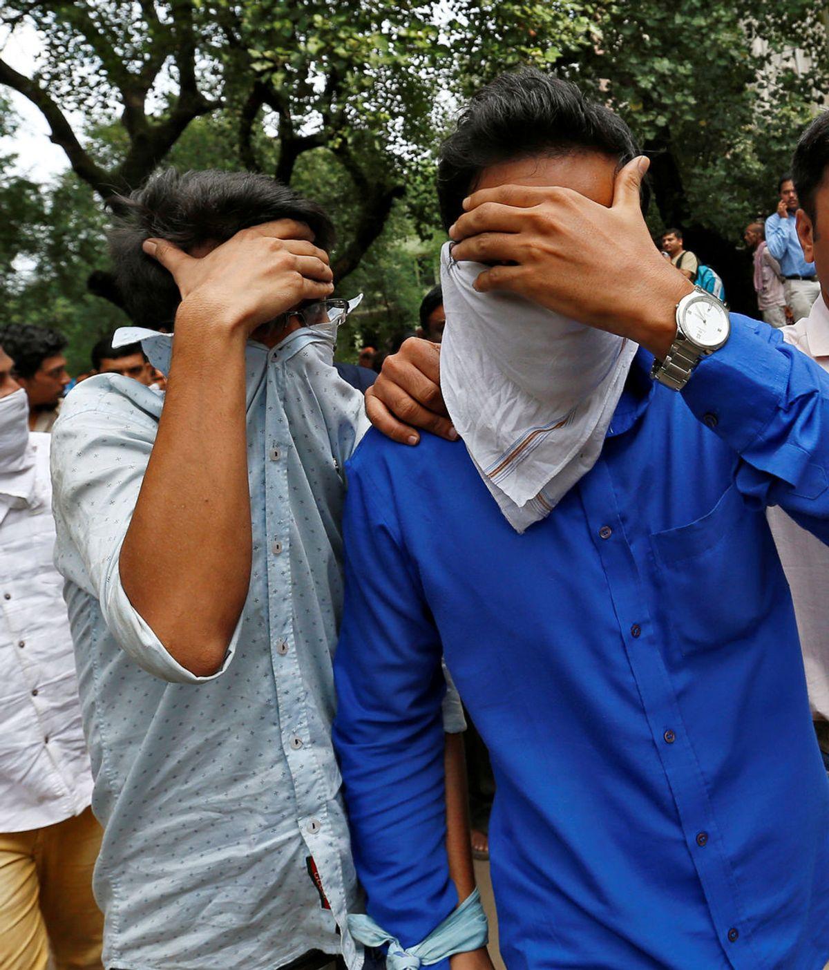Condenados dos hombres a cadena perpetua en India por violar a su sobrina de diez años