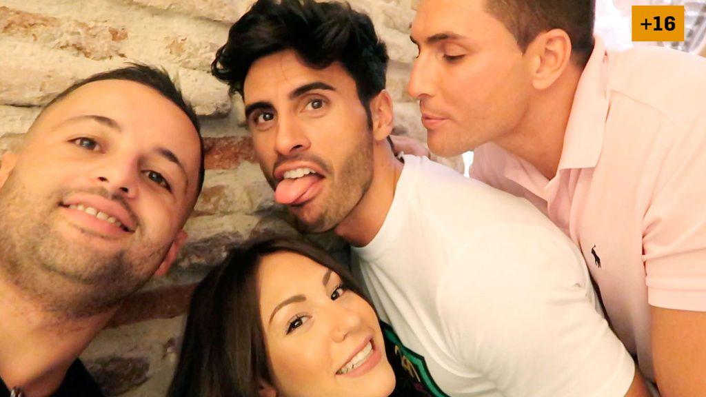 ¡Muy hot! Steisy, Noel  y Víctor nos desvelan sus secretos sexuales (2/2)