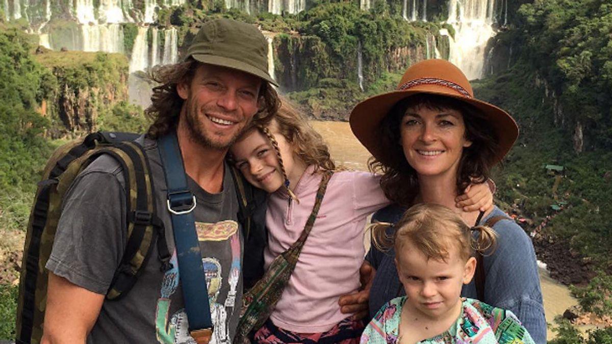 Encuentran con vida en la jungla del Amazonas a la familia que logró huir de unos piratas fluviales