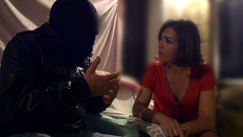 """Alejandra Andrade entrevista a un jefe narco colombiano: """"Comencé a traficar en la época de Pablo Escobar"""""""