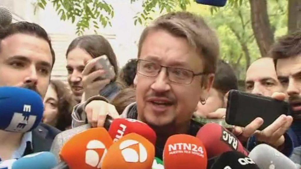 """Domenech lamenta que se judicialize un problema de """"naturaleza política"""""""