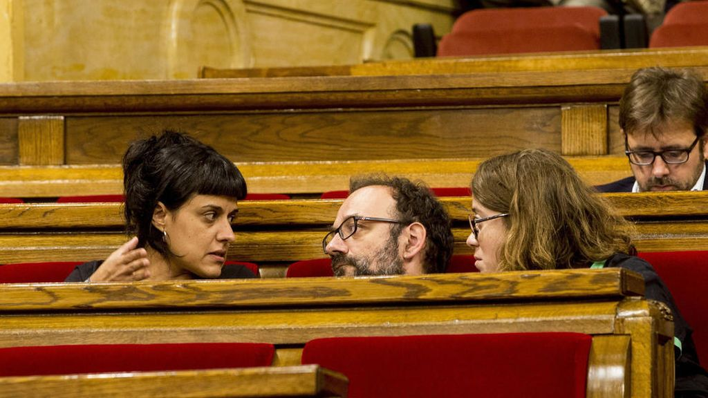 """La CUP sobre el envío a prisión de los exmiembros del Govern: """"Ocho presos políticos más"""""""