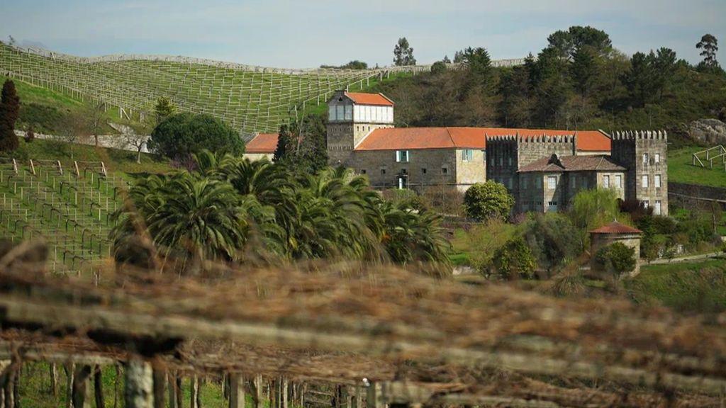 El lujoso hotel gallego que antes era del narcotraficante 'El pajarito'