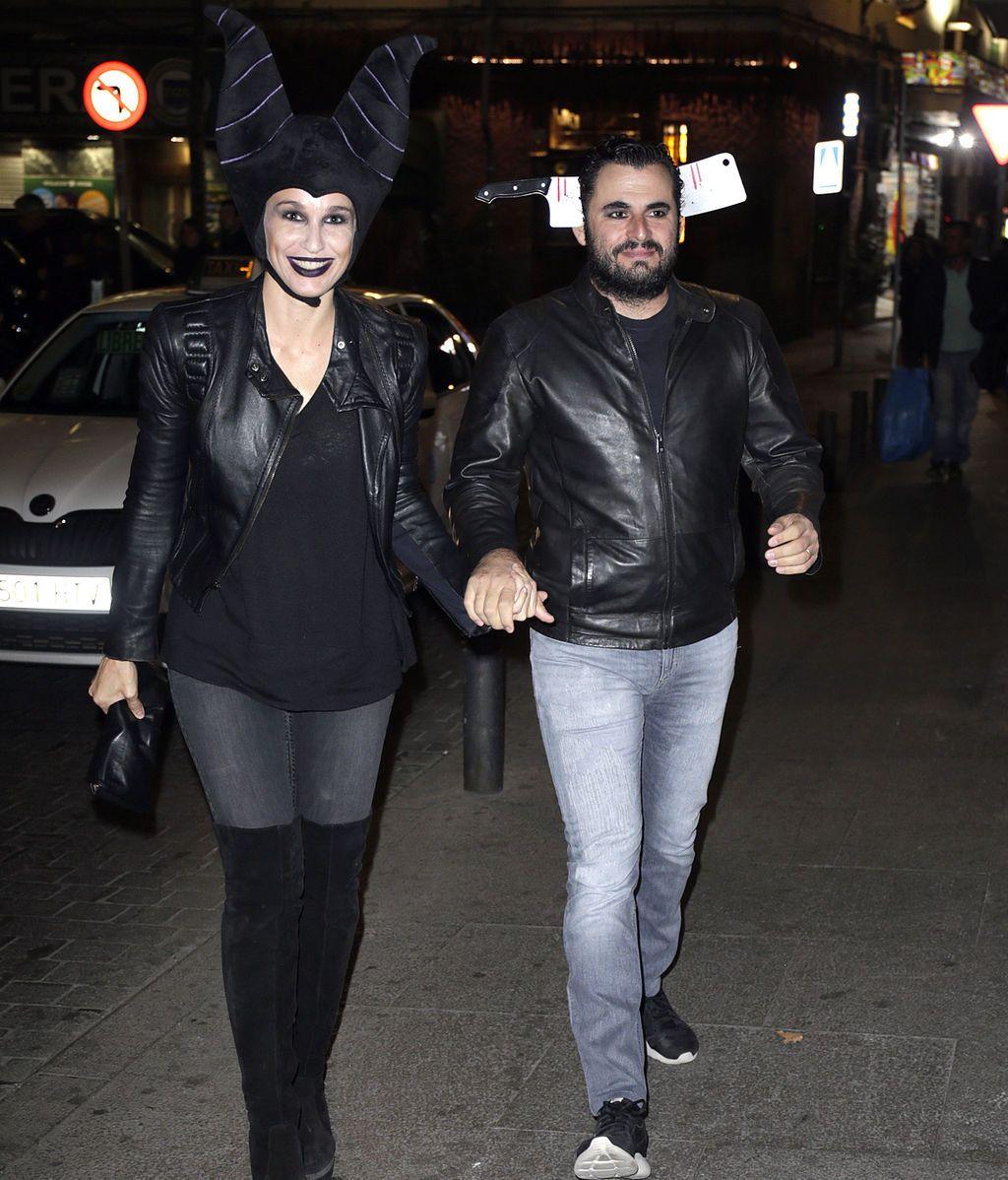 Carlota Baleztena y Emiliano Suárez, dos muertos vivientes en la noche madrileña