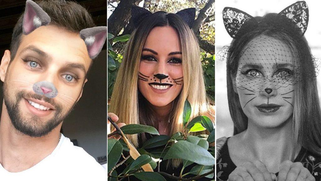 ¿Por qué se dejan bigote Jesús Castro, Vanesa Romero y Edurne?